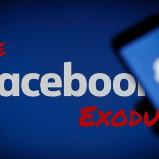 The Facebook Exodus