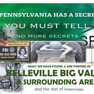 PENNSYLVANIA BELLEVILLE BIG VALLEY HAS A SECRET PART 2