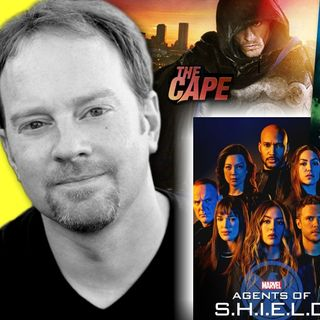 #279: Agents of SHIELD writer/producer Craig Titley talks about Marvel's TV sensation!