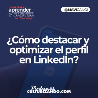 Cómo destacar y optimizar el perfil en LinkedIn • Marketing y Redes Sociales