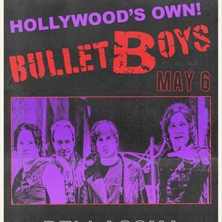 Bulletboys Are Shooting from the Hip