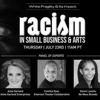 E3 Racism in Small Business and the Arts