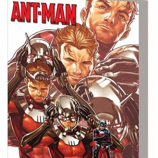 Source Material #173: Ant-Man Comics: Second Chance Man (Marvel, 2015)