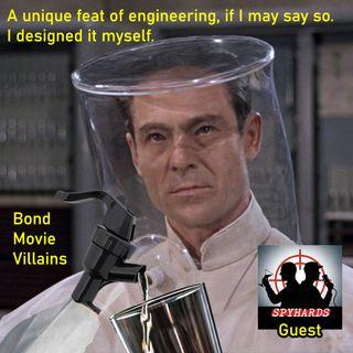 E41 - Bond Villains w/Spyhardz : Special, Little Plastic Suit