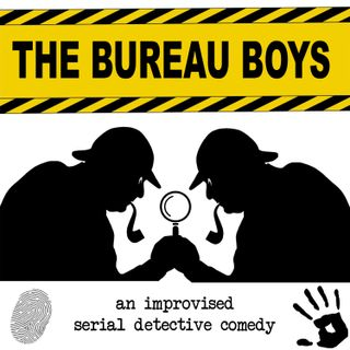 The Case of the Mondays by The Bureau Boys