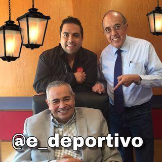 Con información de Ayer pero con actitud de hoy, Espacio Deportivo de la Tarde 07 de Marzo 2019
