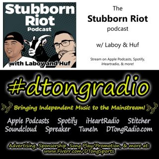 #NewMusicFriday on #dtongradio - Powered by The Stubborn Riot Podcast