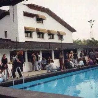ranch 1990 after hour. Leo Mas,Fabrice,Gemolotto