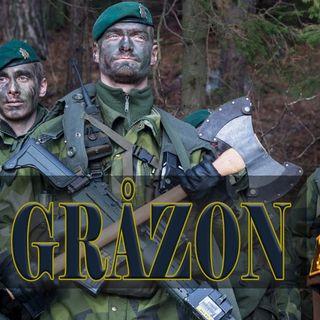 Polisen vill ha hjälp från försvarsmakten | Anton och Jonas