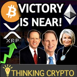 Crypto Amendment Approved for Infrastructure Bill - Tether Reserves Proof - Circle USDC Bank