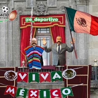 """Listos para dar el Grito de """"viva México"""" en Espacio Deportivo de la Tarde 15 de Septiembre 2020"""