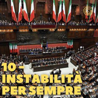 10 - Instabilità per sempre