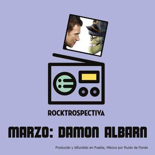 Marzo: Damon Albarn - Efeméride Sonora por Ruido de Fondo