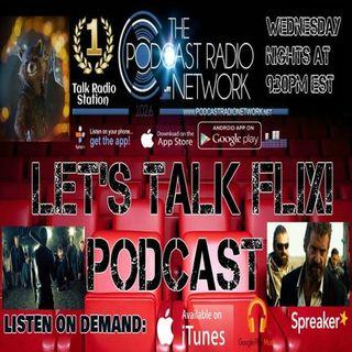 Let's Talk Flix! Episode 27: Walking Dead Season 7 Premiere Fallout 102416