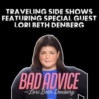 Special Guest Lori Beth Denberg