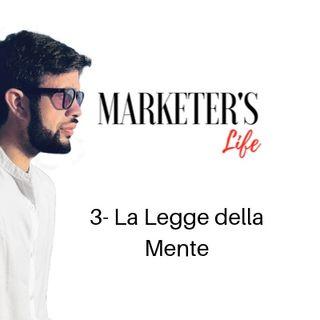 Le 22 Leggi Immutabili del Marketing - 3) La Legge della Mente -Episodio 9