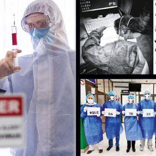 Médica colombiana en Francia contagiada por el coronavirus