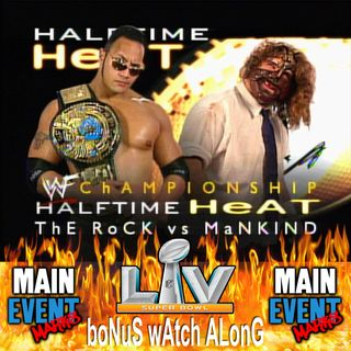 SUPER BOWL BONUS: WWF Halftime Heat 1999 Watch-Along