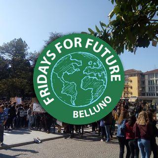 #FridayforFuture a Belluno. Intervista con Simone e Luca della Consulta Studenti.
