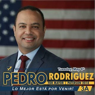 Talking About The Future of Paterson~Episode 3-Mayoral Candidate Pedro Rodriguez