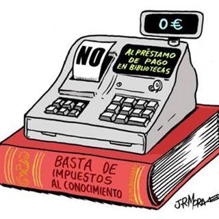 Radio Llibre programa pilot - Hem de pagar pel préstec bibliotecari?
