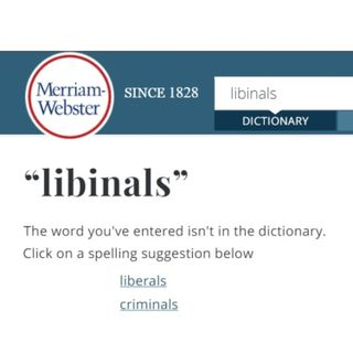Libinals what does it mean