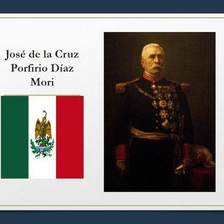 Soy un fantasma de Piedra Porfirio Díaz-Pobre patria mía-Pedro Ángel Palou
