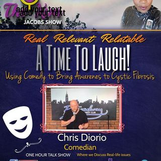 A TIME TO LAUGH - COMEDY AND CYSTIC FIBROSIS