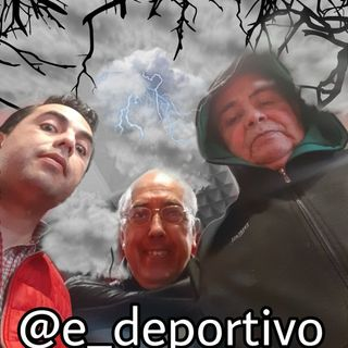 Haciendo conjuro para mantener con vida a los viejos Guacamayos en Espacio Deportivo de la Tarde 21 de Enero 2020