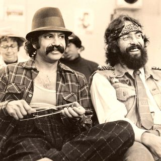Cheech and Chong on Grand Theft Audio
