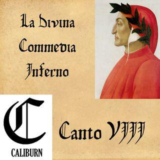 Inferno - canto VIII - Lettura e commento