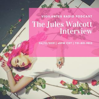 The Jules Walcott Interview.