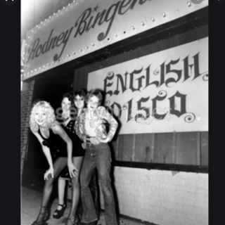 Nightclubbing Rodney's English Disco 28th February 2021