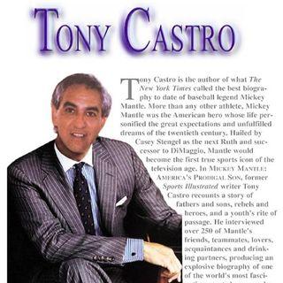 Tony Castro's America