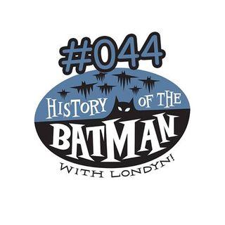 Episode #044: Era of the Comic Book Movie - 'Batman v Superman: Dawn of Justice'