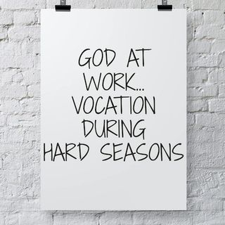 God at Work...Not Just a Paid Job, A Way of Life