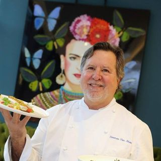 Norman Van Aken: The Big Dog of Florida Cooking