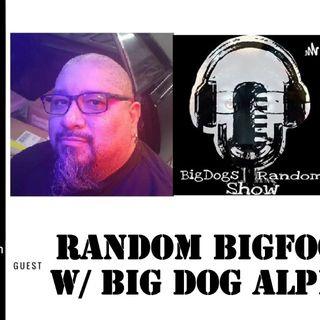 Random Bigfoot w BigDog Alpha 3/8 @ 7pmPST