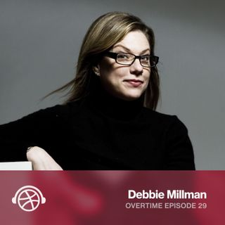 Rejection, Perseverance, and Design Matters with Debbie Millman