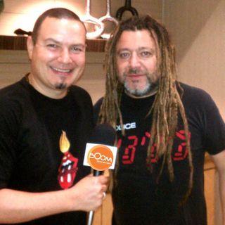 Entrevista con I-Locks Labbé, de Gondwana en 2012 (Audio) (Archivos BOOM)