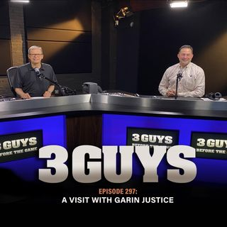 A Visit With Garin Justice - Episode 297