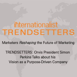 TRENDSETTERS: Orvis President Simon Perkins Talks about his Vision as a Purpose-Driven Company