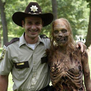 Hero Heads Podcast - The Walking Dead