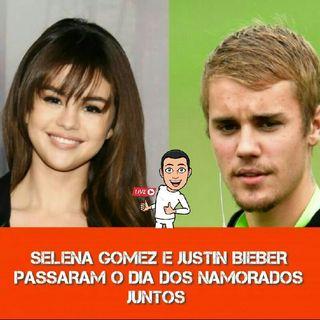 EP:033 Selena Gomez e Justin Bieber Passam Dia Dos Namorados Juntos