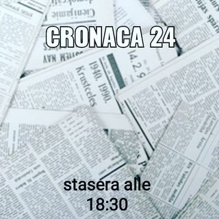 Cronaca 24 - radio Cosenza 24-