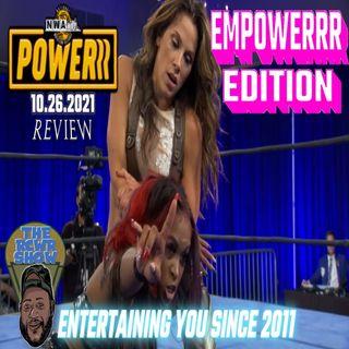 The Women Takeover NWA POWERRR with Mickie James & Kiera Hogan | The RCWR Show 10/26/21