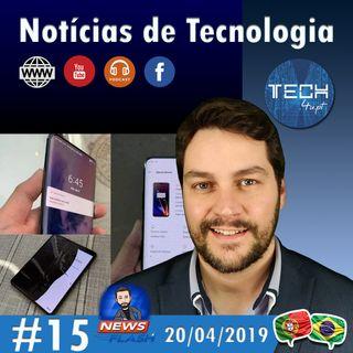 OnePlus 7 x 3, Problemas com Galaxy Fold - Notícias Tecnoloigia #15