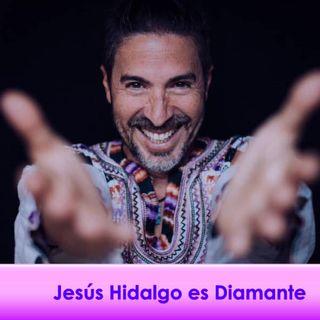 """Jesús Hidalgo es """"Diamante"""", música medicina (Entrevista)"""