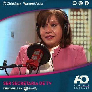 Ser secretaria de TV con Gloria Farías