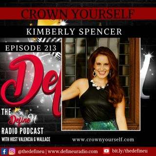 DUR 213 | Crown Yourself with Kimberly Spencer